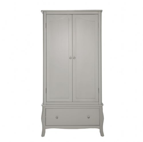 Inverness 2 Door and 1 Drawer Wardrobe